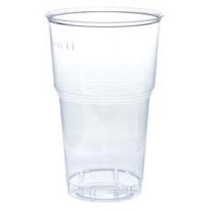 Одноразовый стаканчик 500 мл. (100 штук)