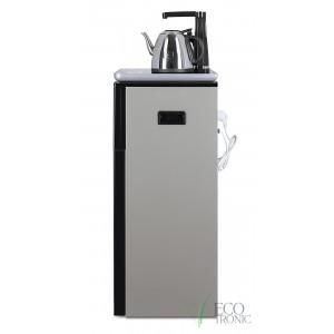 Кулер напольный Тиабар Ecotronic TB2-LE silver-black
