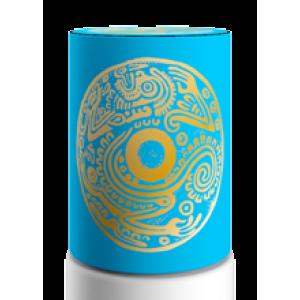 Чехол на бутыль Синий
