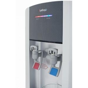 Кулер для воды напольный HOT FROST V 710CES Carbon