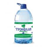 Вода питьевая Троицкая, 5 литров