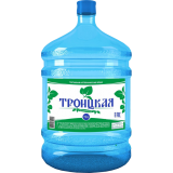 Вода питьевая Троицкая, 19 литров